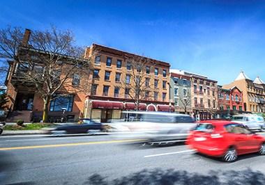 Downtown Broadway, Photo by Samantha Decker