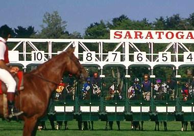 Saratoga Horse Racing