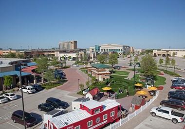Allen Downtown