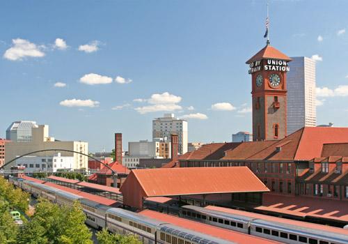 Portland Union Station