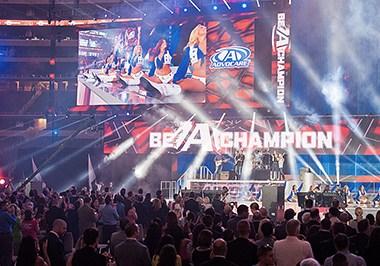 AT&T Stadium events