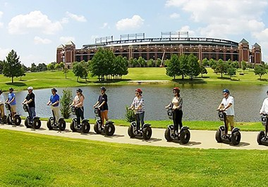Entertainment District Segway tour