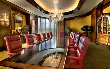 Omni Mandalay Las Colinas Board Room