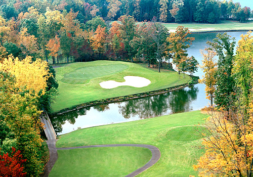 Champions Course at Bryan Park