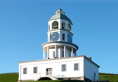 Clock Tower on Citadel Hill