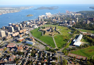 Halifax Cityscape