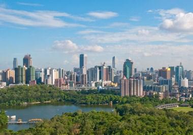 Guangzhou Cityscape
