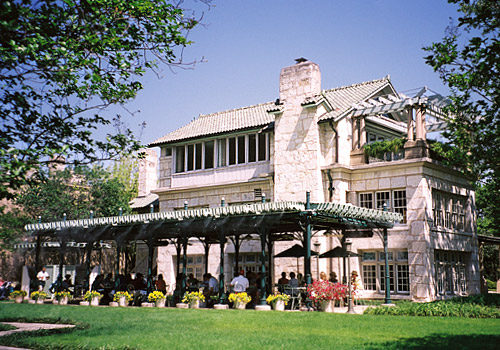 Guenther House Arbor