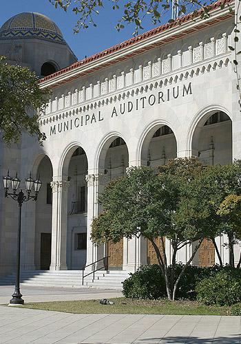 San Antonio Municipal Auditorium