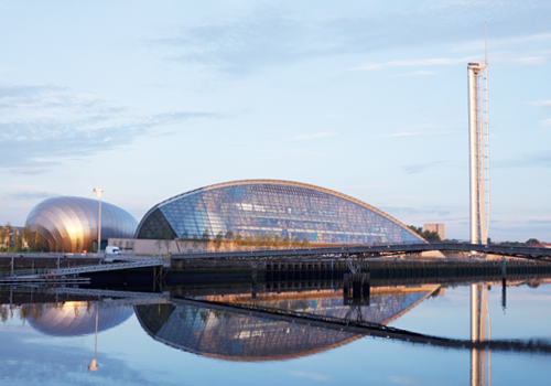 Science Centre and Glasgow Tower