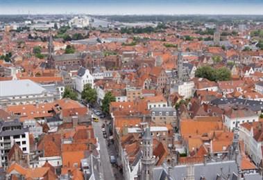 Bruges Cityscape