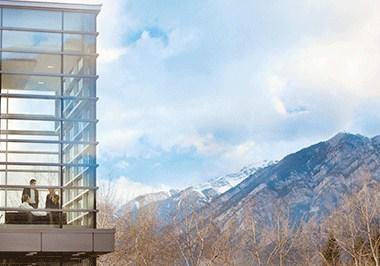 The Banff Centre - Kinnear Centre