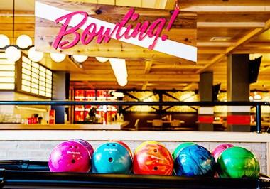 High Rollers Banff Bowling