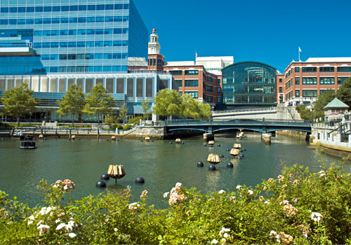 Providence Riverwalk