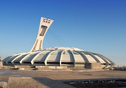 Montreal Olympics Stadium