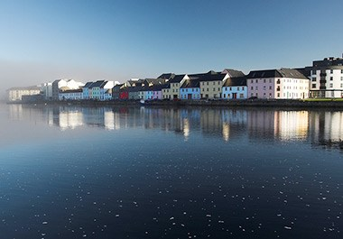 The Claddagh Galway City