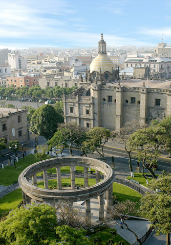 Rotunda of Illustrious Jalisco Men and Women