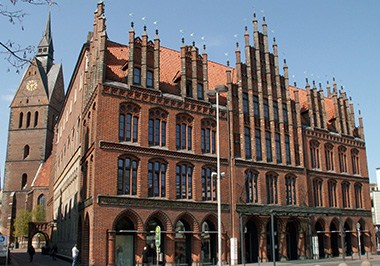 Old Town Hall of Hannover