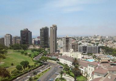 San Isidro Skyline
