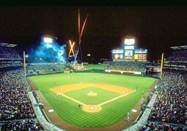 Angel Stadium, Home of the Los Angeles