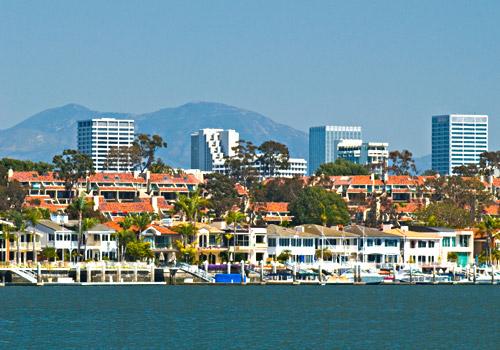 Newport Beach Houses