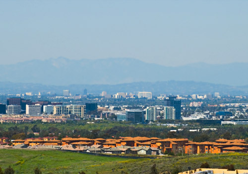 Orange County Skyline