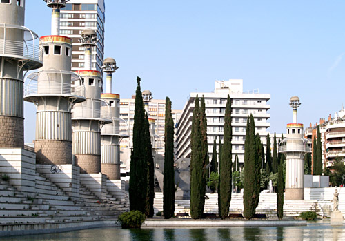 Barcelona Industrial Park