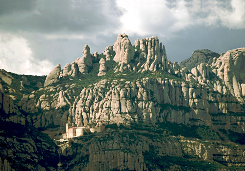 Montserrat Mountain