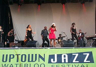 Waterloo Jazz Festival