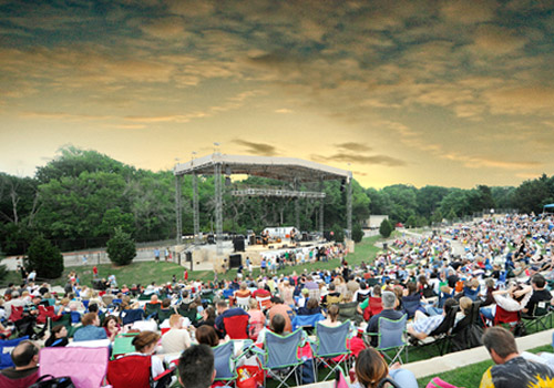 Oak Point Amphitheater
