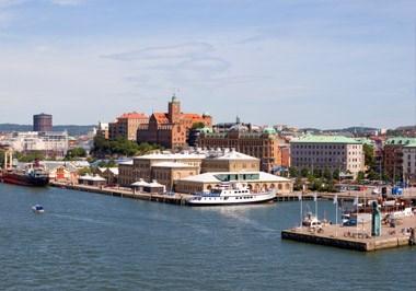 Gothenburg Cityscape