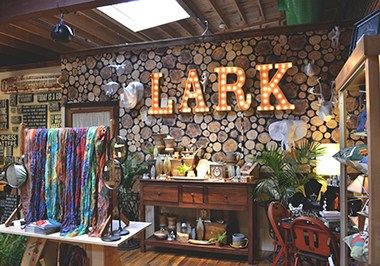Lark Gift Shop in Downtown Gettysburg