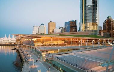 Vancouver Convention Centre, BC