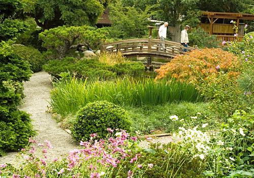 Hakone Gardens, Saratoga, San Jose