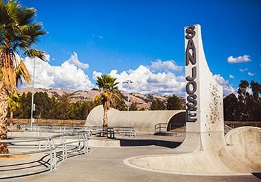 Lake Cunningham Regional Skate Park