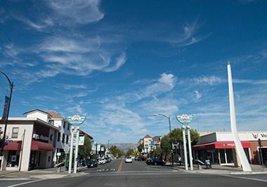 Japan Town, San Jose