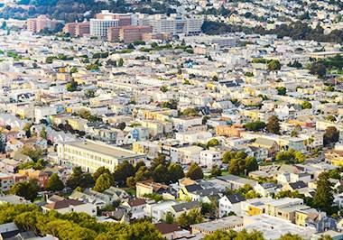 Mission District San Francisco, CA