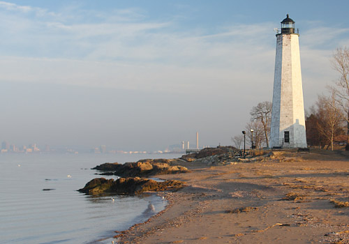 Five Mile Point Light (New Haven Harbor Lighthouse