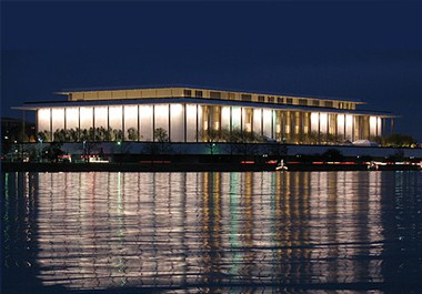 The John F. Kennedy Center