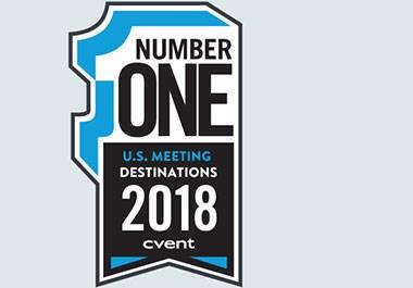 Top 50 US Meeting Destinations 2018