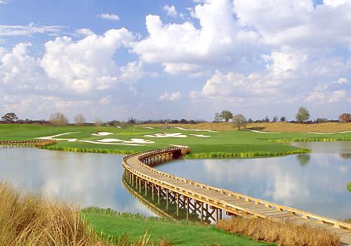 Legacy Golf Course, Ginn Reunion Resort