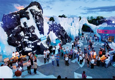 Private events at SeaWorld Orlando
