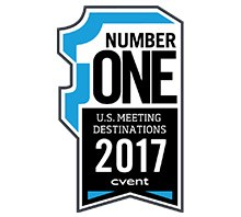 Top 50 US Meeting Destinations 2017