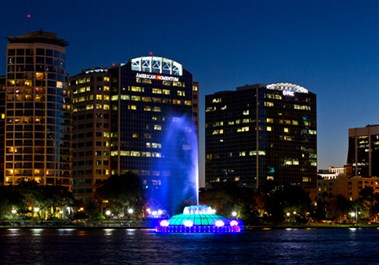 Downtown Orlando – Lake Eola