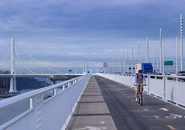 New Bay Bridge Trail