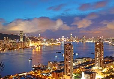 Kowloon Skyline