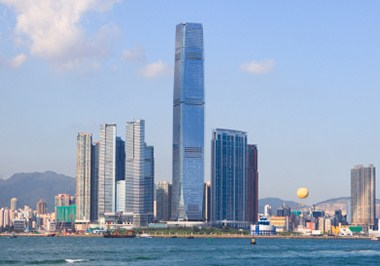 Kowloon Cityscape