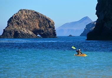 Channel Islands Santa Cruz