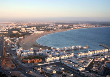 Agadir Skyline