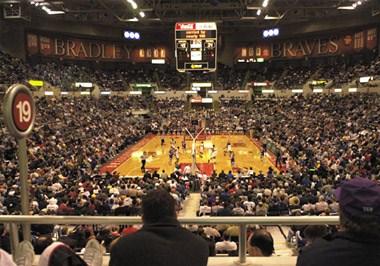 Carver Arena - Peoria Civic Center